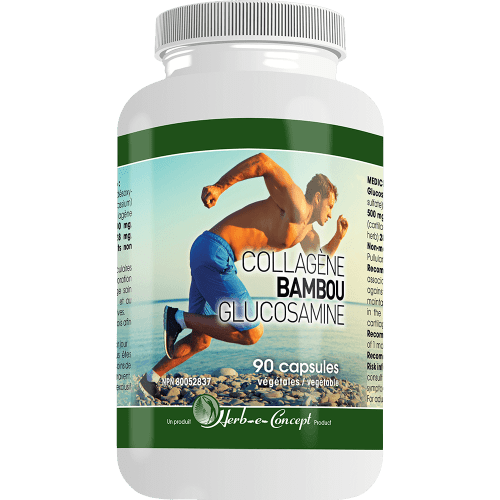 Collagen Bamboo Glucosamine